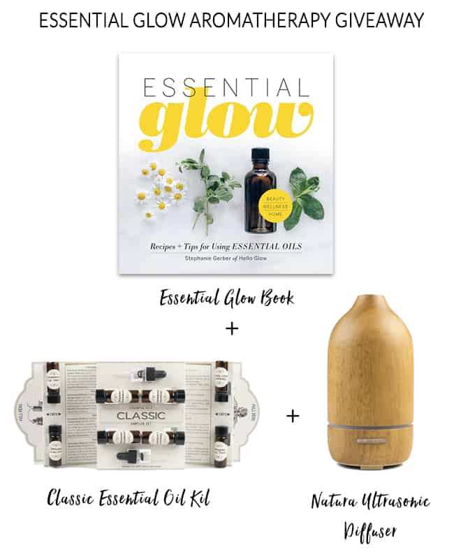 Essential Glow Giveaway - Hello Glow