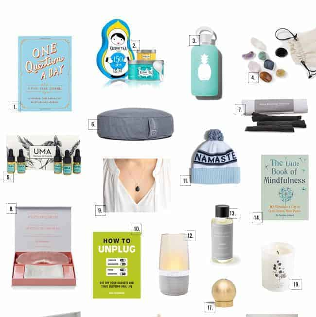 A Gift Guide For Wellness Lovers