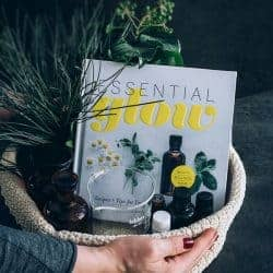 2 Gift Basket Ideas for DIY Beauty + Essential Oil Lovers