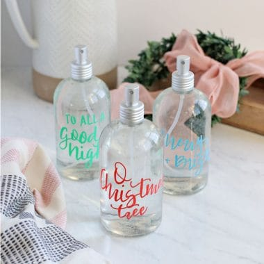 Get in the Holiday Spirit with this Festive Trio of Room Sprays