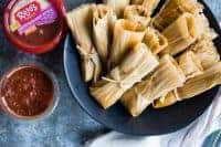 Homemade Tamales| HelloGlow.co