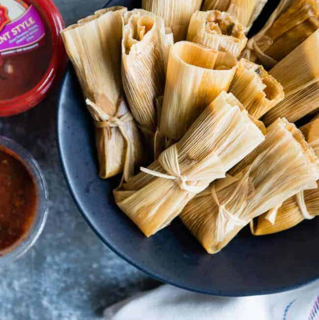 Homemade Tamales| HelloGlow.co