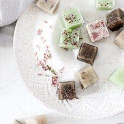 How to Make Your Own (Totally Giftable!) Sugar Scrub Cubes