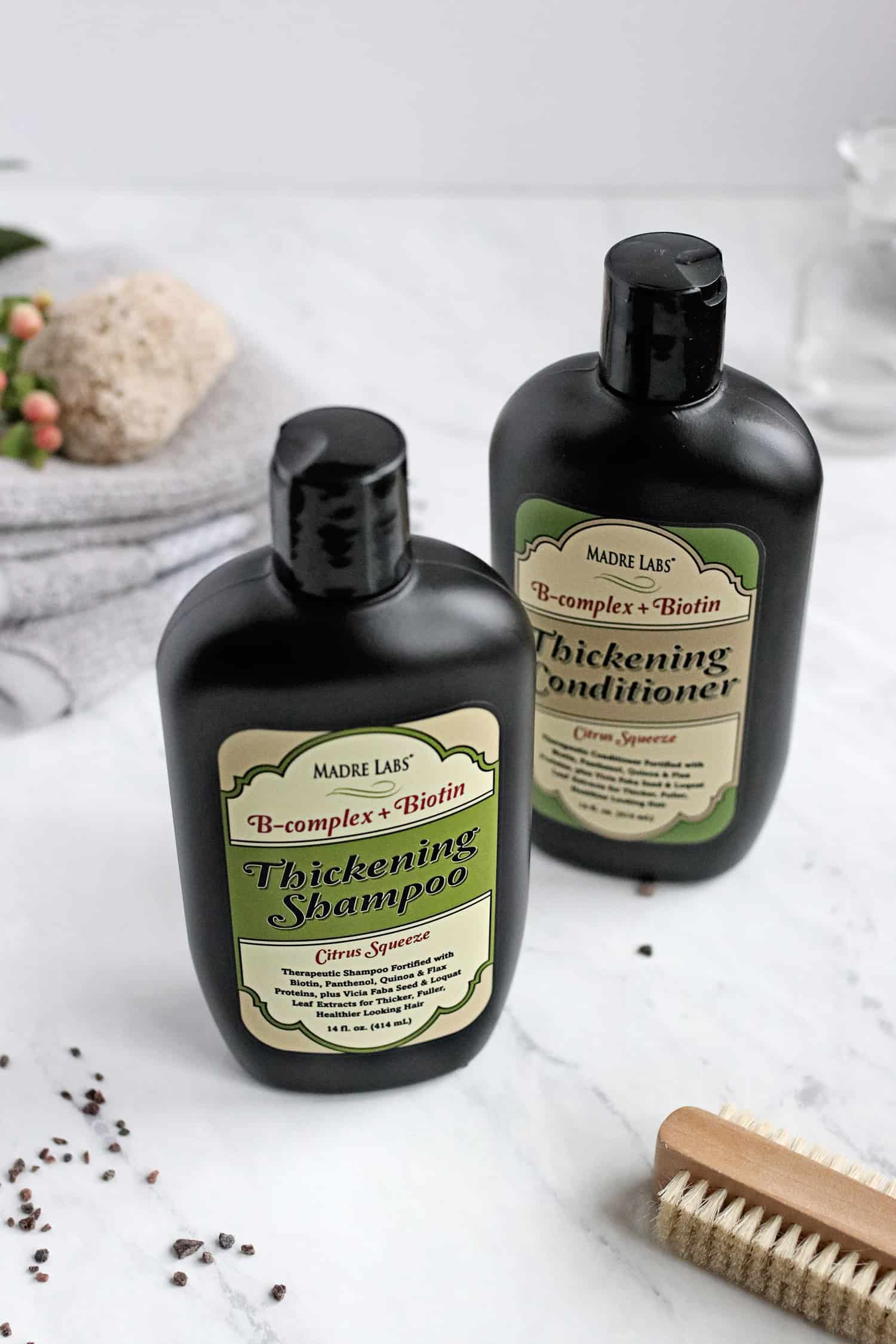 4 Bath Beauty Brands Youve Never Heard Of But Totally Need To Madre Argan Oil As Someone With Incredibly Fine Hair Im Always On The Hunt For Products That Make My Look Thicker And Fuller This Thickening B Complex Shampoo
