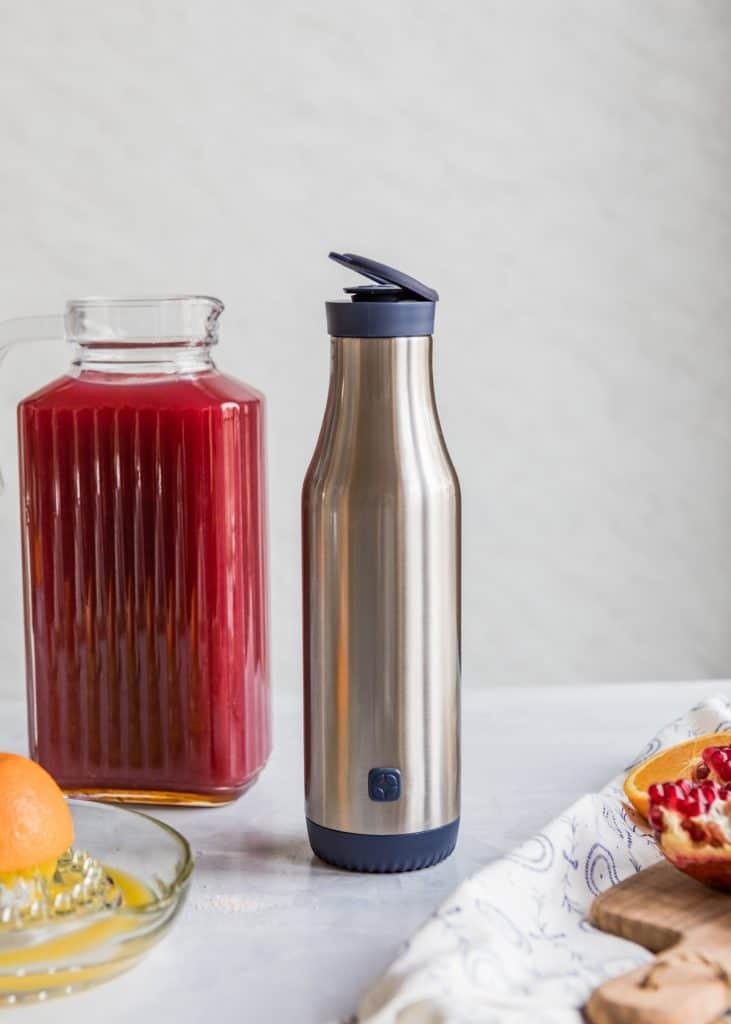 Hibiscus Tea Electrolyte Replenishing Drink