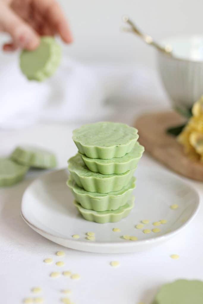 Matcha Bath Melts