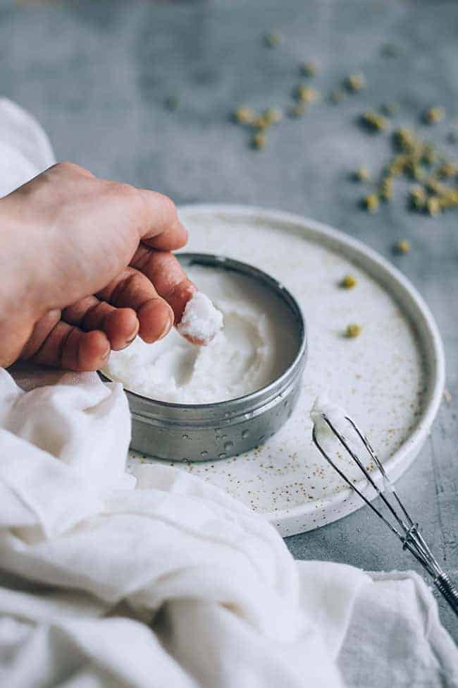 DIY Whipped Coconut + Shea Baby Butter and Natural Treatments for Diaper Rash