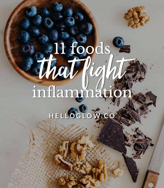 11 Foods that Fight Inflammation