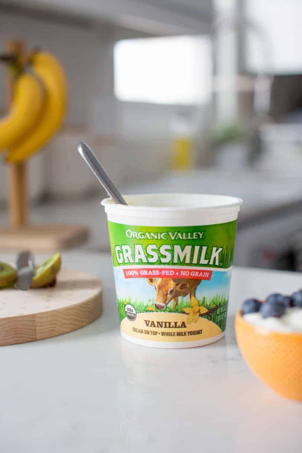 It's Not Just Hype - Grassmilk Yogurt Really Is Better