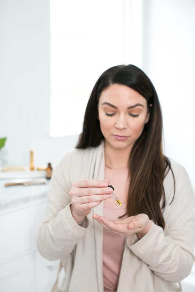 Rosemary Hair Serum to Strengthen Hair