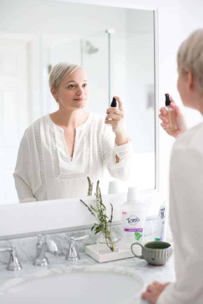 Wake-Me-Up Face Spray Recipe