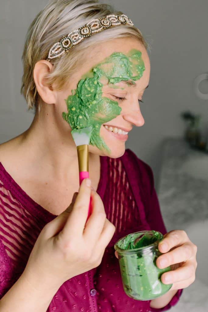 The Best Homemade Avocado Face Mask
