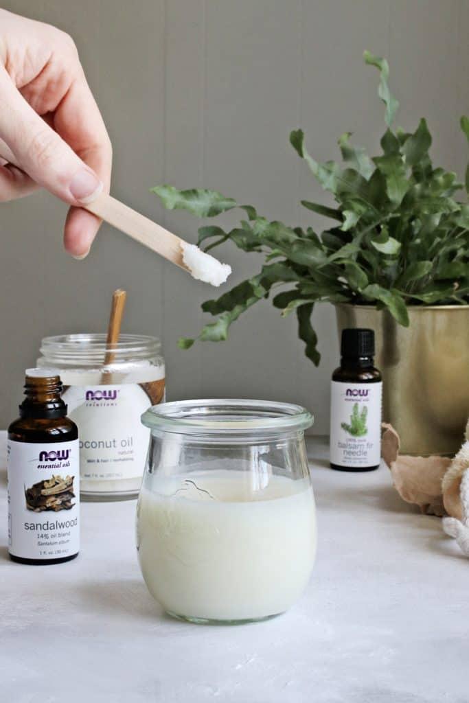 Shea Butter Deodorant Recipe