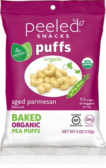 Peeled Snacks Puffs Giveaway