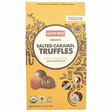 Alter Eco Salted Caramel Truffle