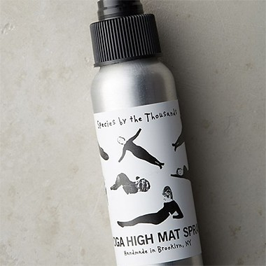 Species by the Thousands Yoga High Mat Spray