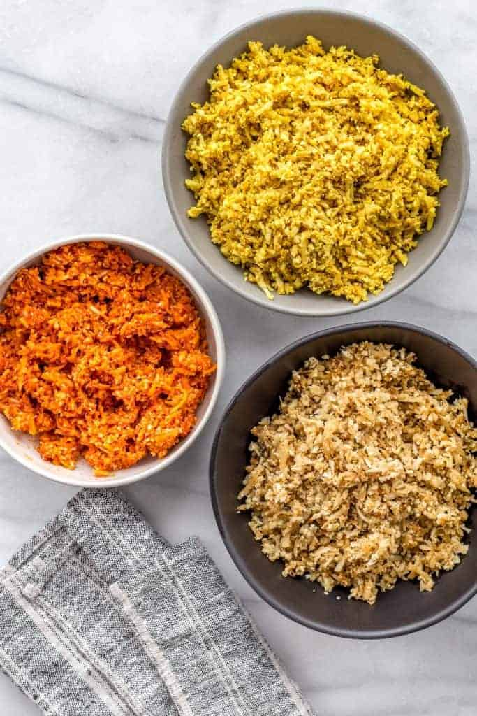 3 Simple Ideas To Upgrade Your Next Batch Of Cauliflower Rice Hello Glow