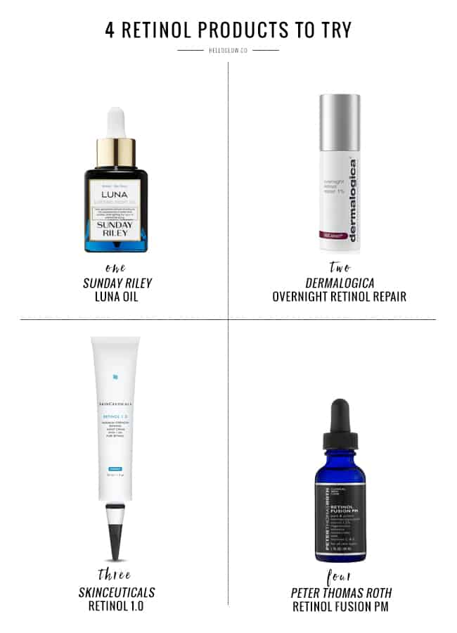 An Esthetician's Guide to Retinols