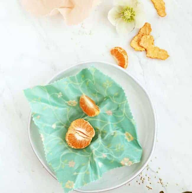 DIY Beeswax Wrap for a Plastic-Free Kitchen
