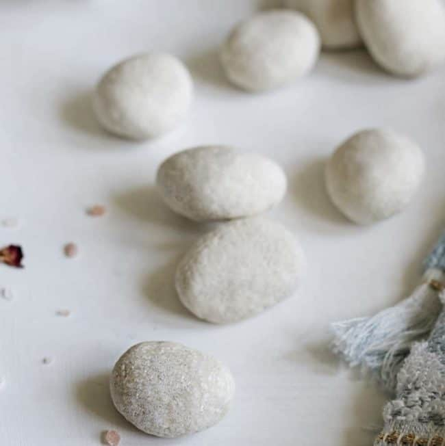 DIY Essential Oil Fragrance Stones