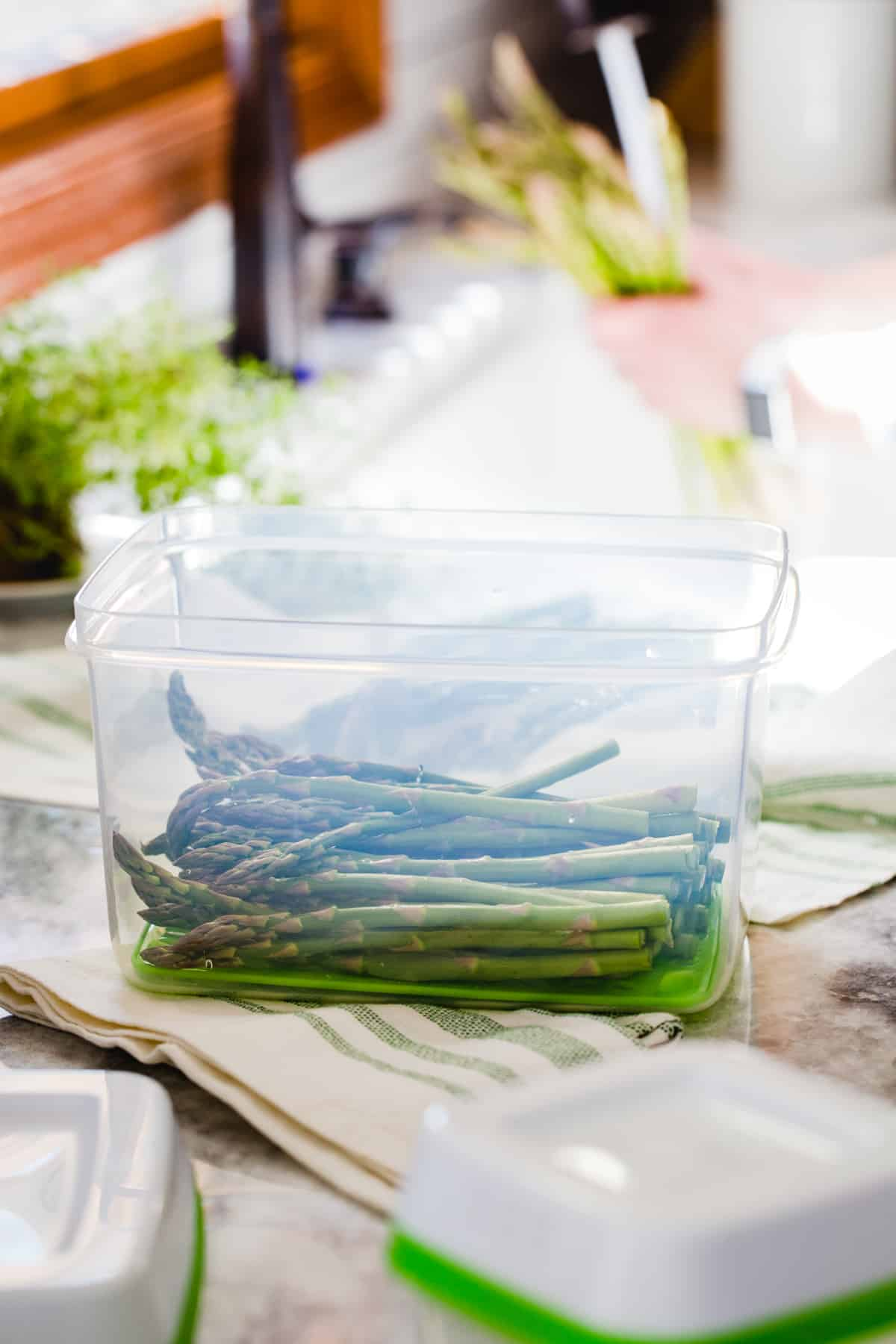 A Guide to Buying, Storing + Using Spring Produce