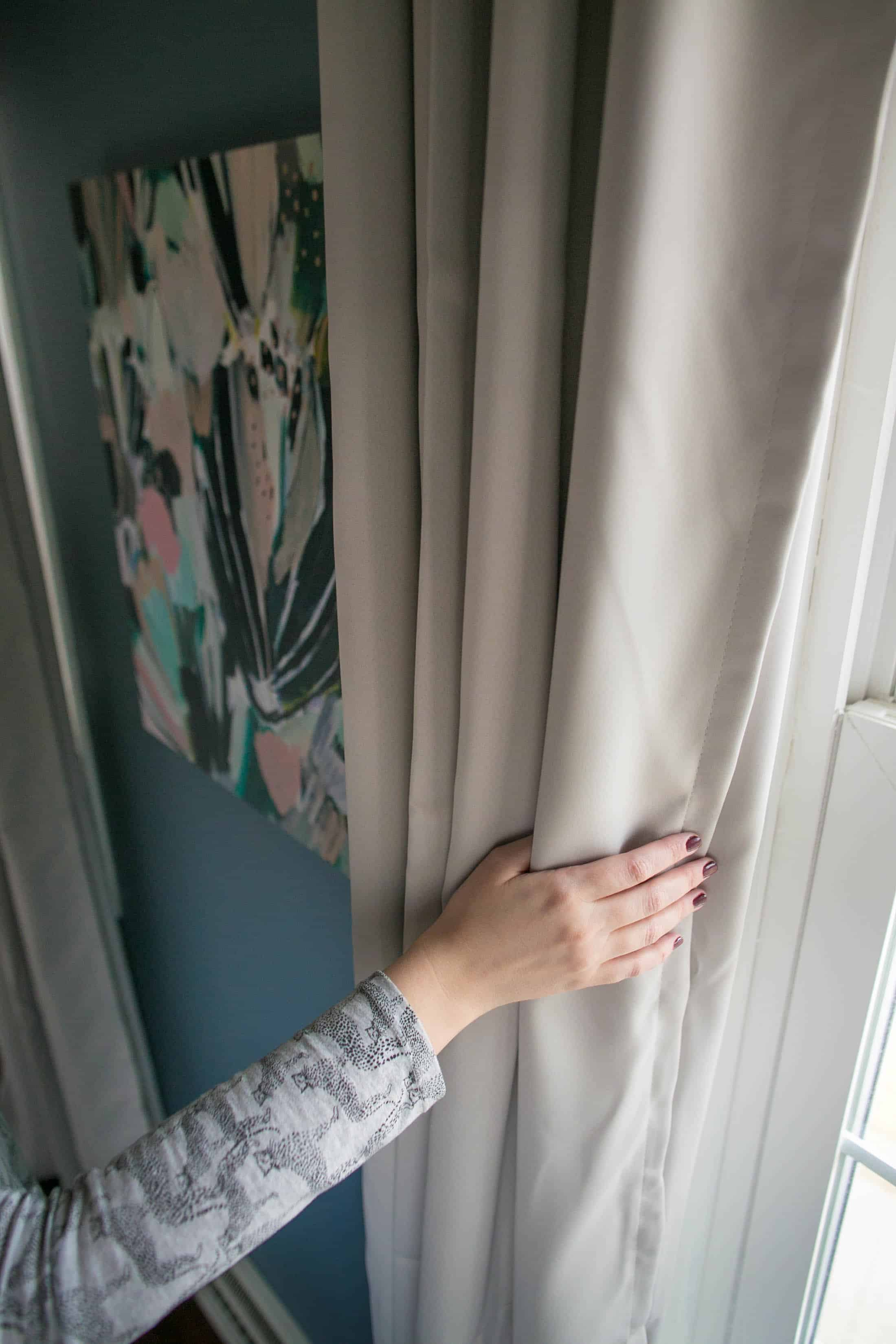 How I Gave My Bedroom a Sleep-Friendly Makeover