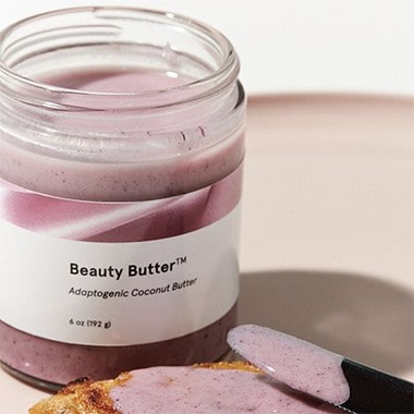 Pearl Butter Le Butter Adaptogenic Coconut Butter