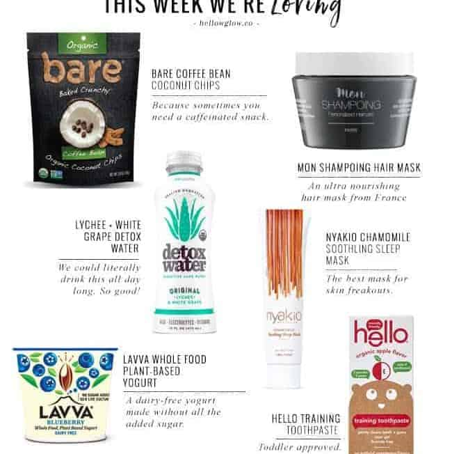 Aloe Detox Water + 5 More Things We're Loving This Week