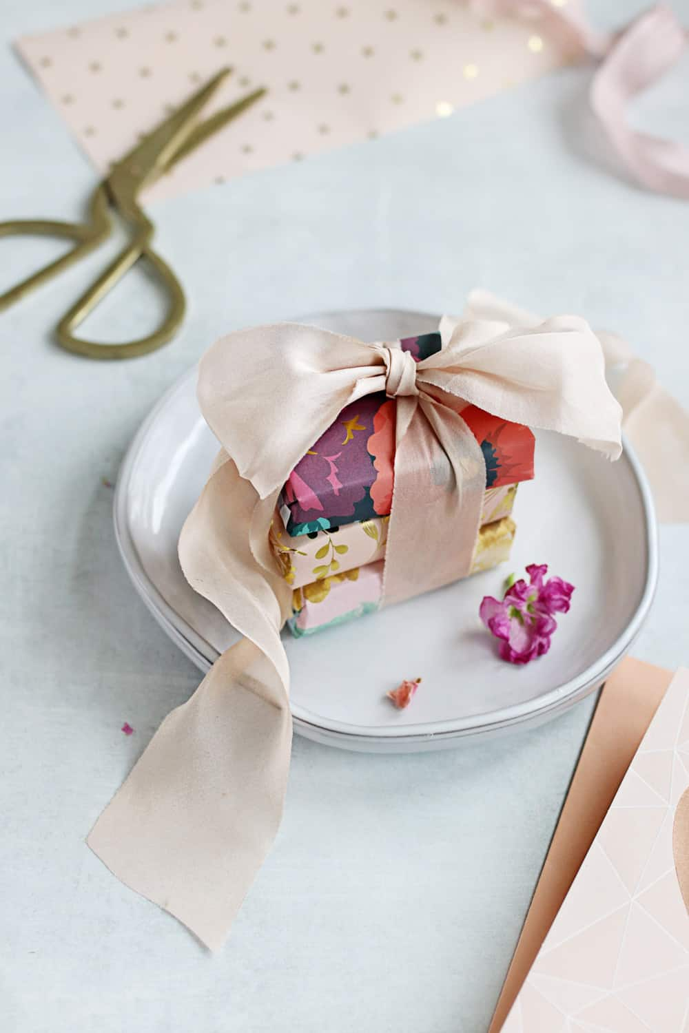 These DIY Flower Petal Soaps Are the Perfect Mother's Day Gift
