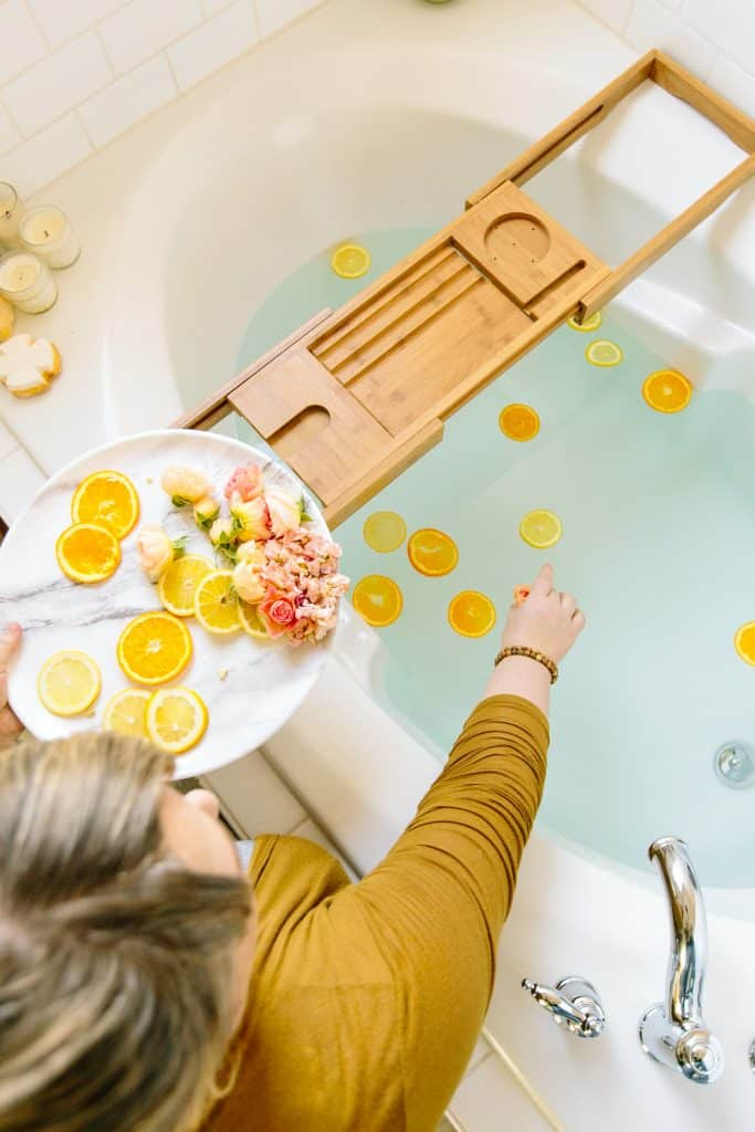 What You Need To Know Before Using Essential Oils In The Bath Hello Glow