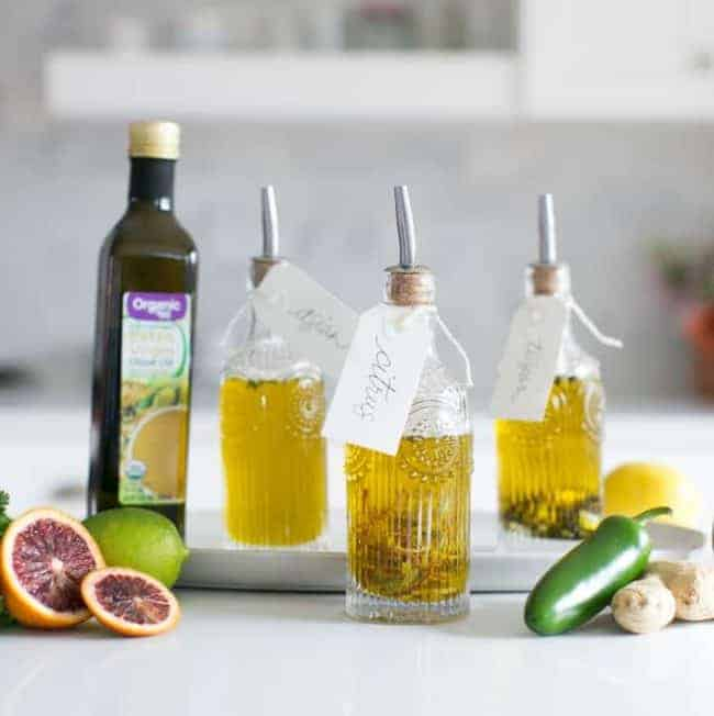 How To Make Flavor-Infused Olive Oil