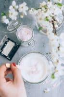 DIY Shimmer Lotion
