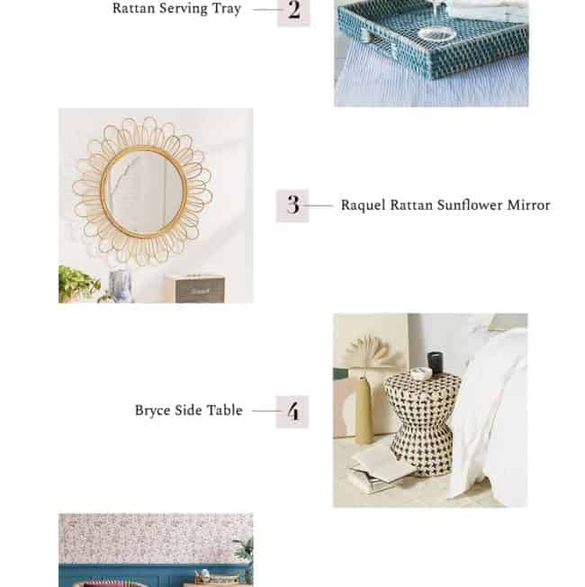 6 Ways to Decorate Your Home with Rattan
