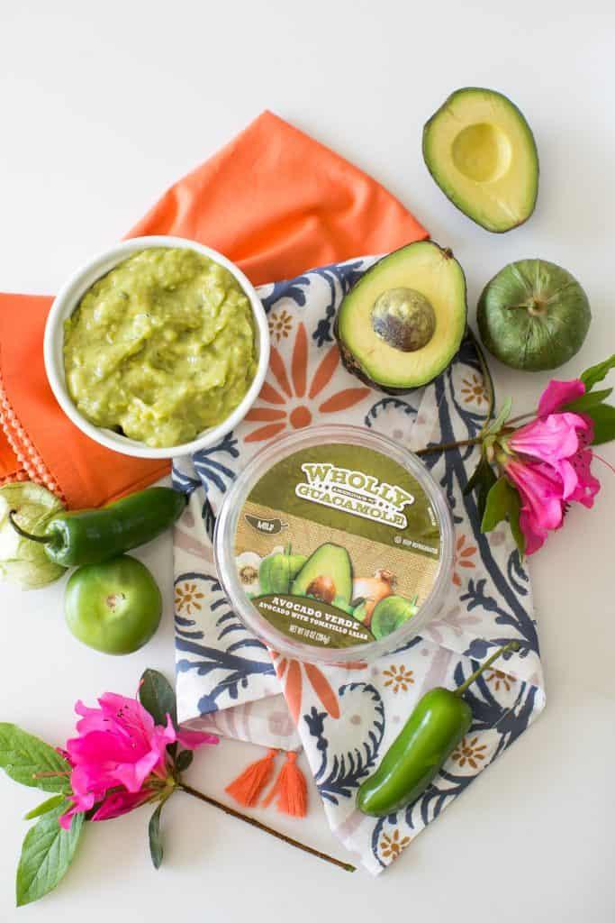 Wholly Guacamole Avocado Verde Recipe Dandk Organizer