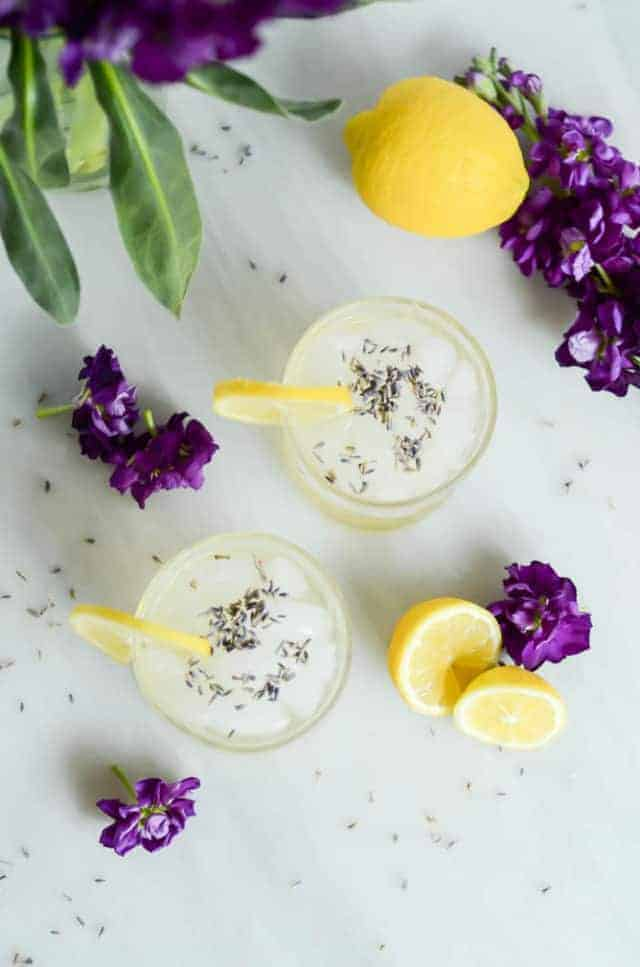 Lavender Collins from Cali Girl Cooking