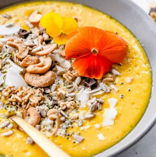 Mango Tango Glow Bowls from Nourishing Superfood Bowls