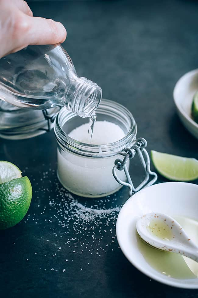 How To Make a Margarita Body Scrub