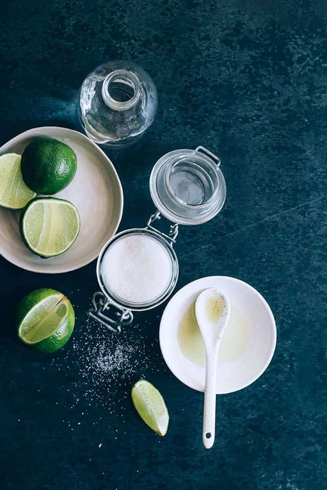 Margarita Salt Scrub | 25 Beauty Recipes To Make At Home