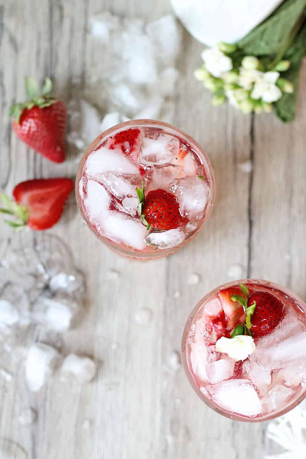 2 Simple Ways to Get Your Probiotic Fix (+ a Fermented Strawberry Soda Recipe)