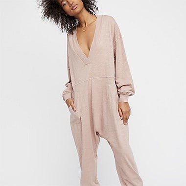 Just Because Jumpsuit PJs