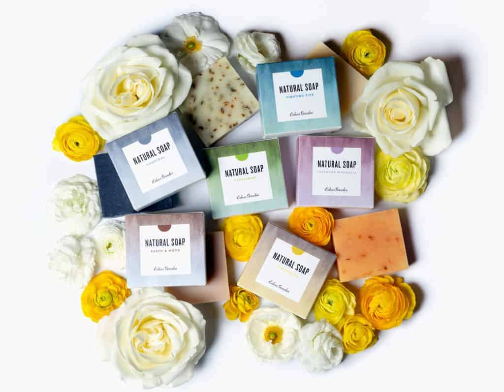 Edens Garden Natural Soap Giveaway