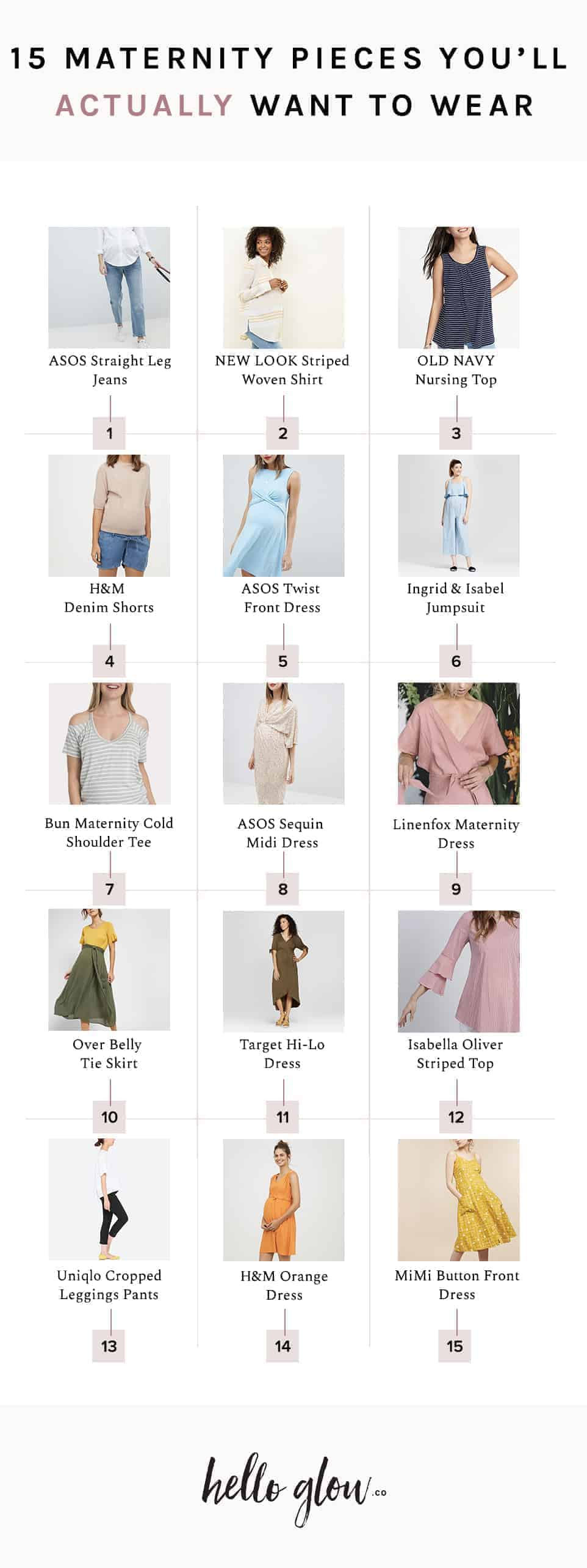 b6b8b1eec 15 Maternity Pieces You ll Actually Want to Wear
