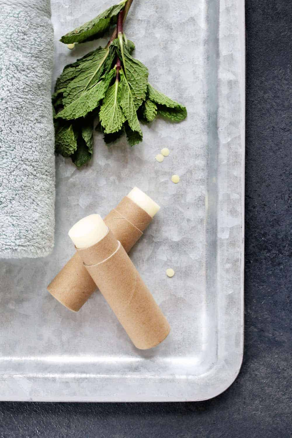 Soothe Bites Naturally With These Essential Oil Bug Balm Sticks