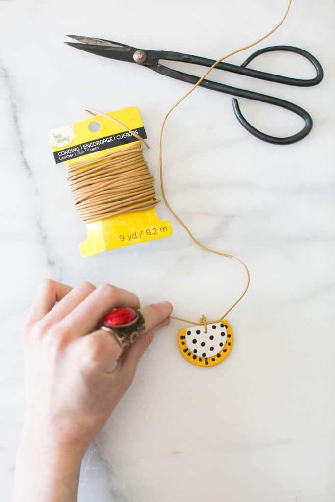 DIY Essential Oil Diffuser Necklace and Key Chain