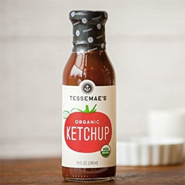 Tessemae's All Natural Ketchup 2-Pack