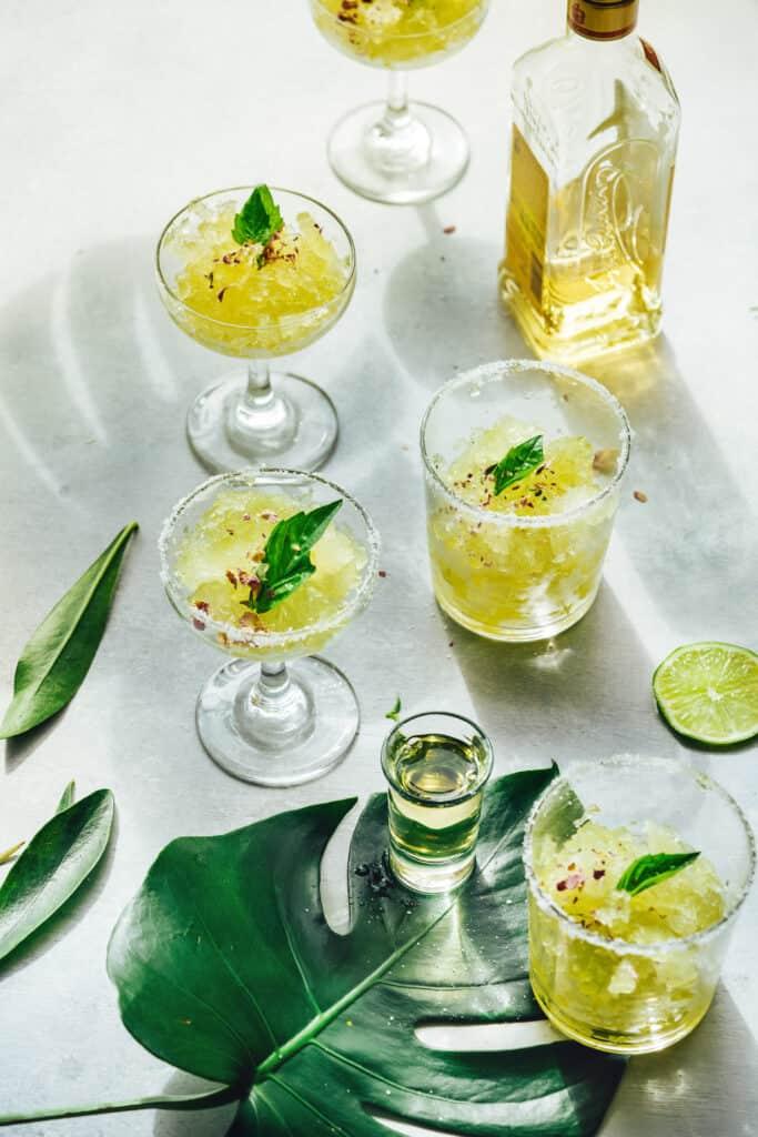 Aloe Vera Mint Frozen Jelly