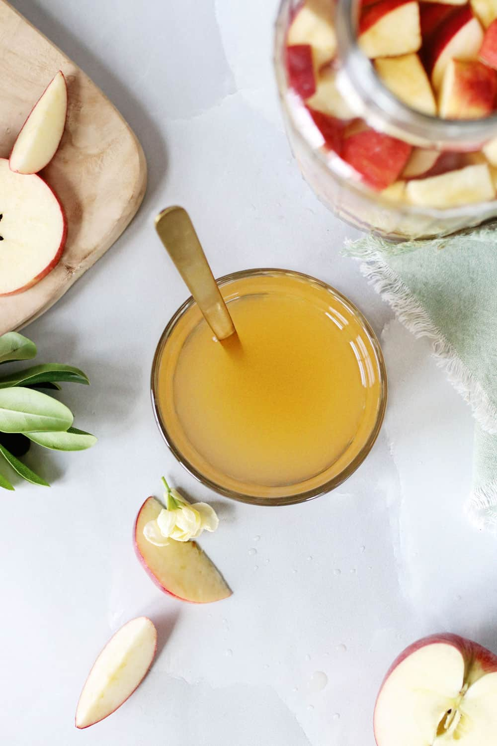 Yes, You Can Make Your Own Apple Cider Vinegar! Here's How.