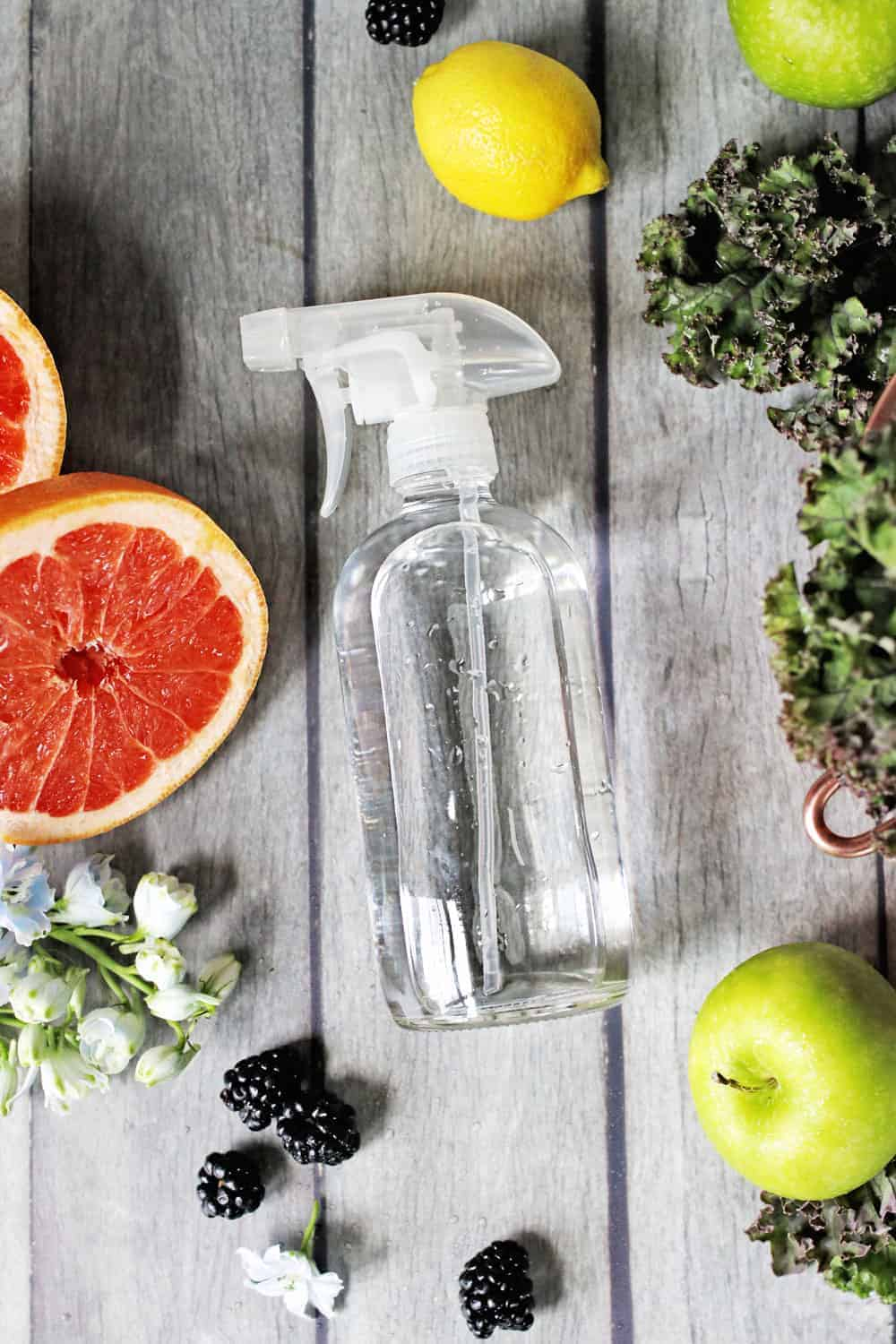 A Simple 4-Ingredient Produce Wash You Can Make at Home