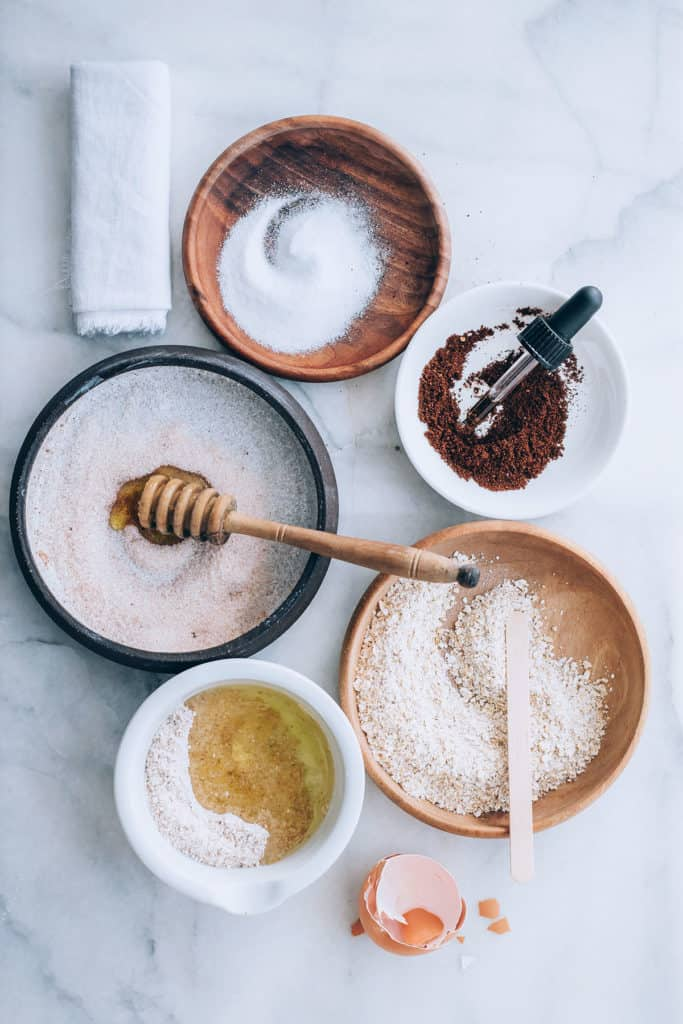 5 Homemade Face Scrubs You Can Make With Ingredients From Your Kitchen Pantry