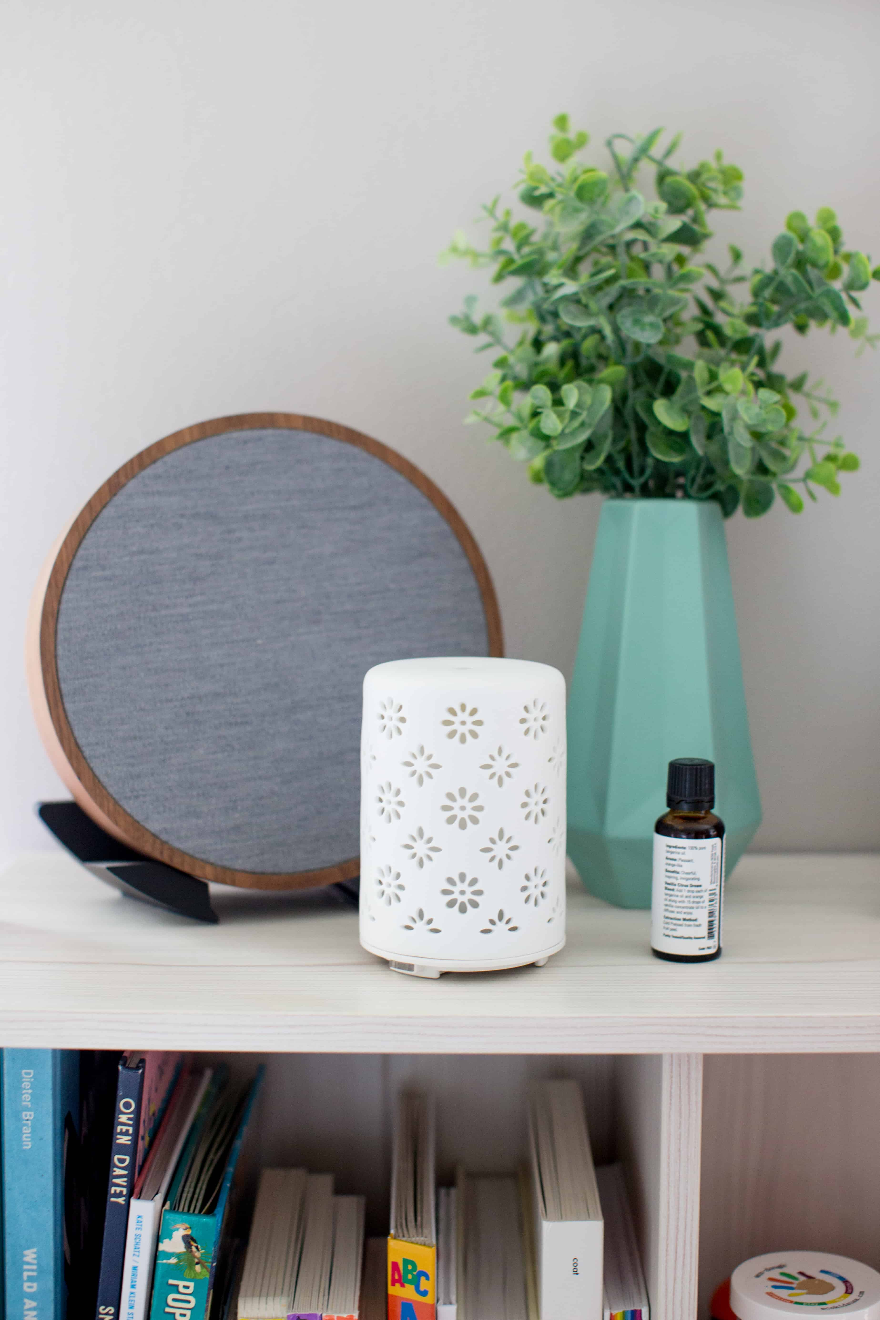 Diffuser and Aromatherapy must-haves